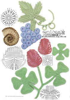 Crochet Knitting Handicraft: Crochet Tutorial