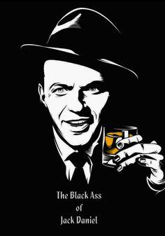 frank sinatra The Black Ass of Jack Daniel