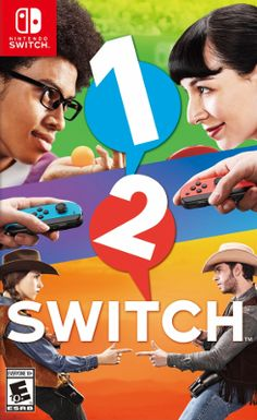 Title: 1-2 Switch Company: Nintendo Console:Nintendo Switch Release Date:March 3, 2017 How we got the game:We bought it. 1-2 Switch was probably one the games that we were most iffy about when it a…