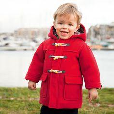 ZARA - ENFANTS - DOUDOUNE COURTE ROUGE | Toddlers | Pinterest ...