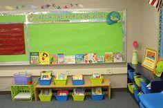Bug Themed Classroom