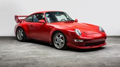 1995 Porsche 911 / 993 Carrera RS - C00 Germany | 98k km | matching | Classic…