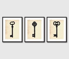 Hey, I found this really awesome Etsy listing at https://www.etsy.com/listing/129884904/kitchen-wall-art-trio-art-prints-antique