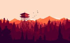 Firewatch: What Storytelling Lessons Can It Teach Us? « terribleminds: chuck wendig