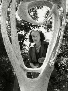 a younge Barbara Hepworth