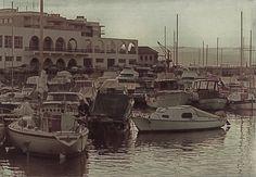 Pantano de El Perelló. Fotografía de Ramón Serrano García, Archivo familiar Familia Serrano