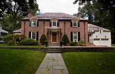 Brick House  L. Barry Heatherington  Photo Details:  Url:http://www.incitearchitecture.com  Category:Exterior  Style:Traditional  Location:Boston