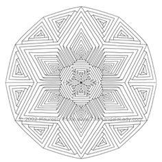 A Maze Zing Mandala