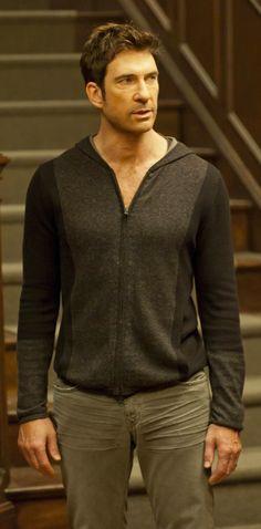 Dylan McDermott in 'American Horror Story' (2011). Costume Designer: Chrisi Karvonides