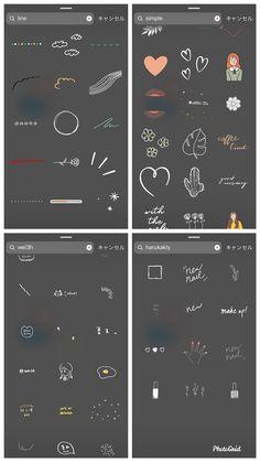 Instagram Emoji, Iphone Instagram, Instagram And Snapchat, Instagram Blog, Instagram Story Ideas, Instagram Quotes, Organizar Instagram, Instagram Editing Apps, Creative Instagram Photo Ideas