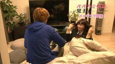 "[Latest making clip, 06/02/16] https://www.youtube.com/watch?v=8LI3V8_tIAA Fumi Nikaido x Kento Yamazaki, J LA movie ""Ookami shoujo to kuro ouji (Wolf girl n black prince)"". Release: May/28/16"