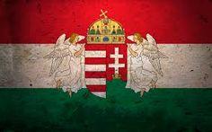HUNGARIAN FLAG.