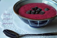 Ketunhäntä keittiössä: Ruisvispipuuro - Whipped Rye Porridge