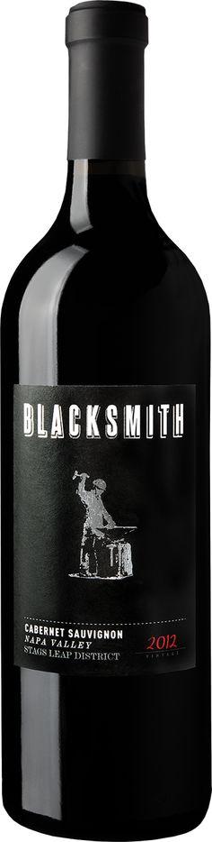 Blacksmith 2012 Cabernet Sauvignon   Wine Store   Gold Medal Wine Club