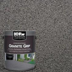 BEHR Premium 1 gal. #GG-07 Ornamental Gem Decorative Concrete Floor Coating 65001 at The Home Depot - Mobile