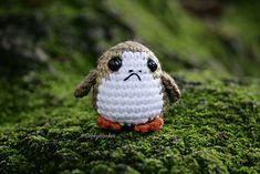 Free Porg Crochet Pattern - Geeky Hooker