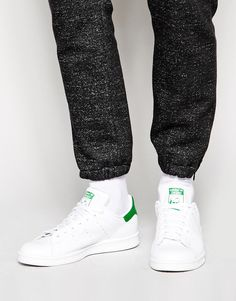 Image 1 of adidas Originals Stan Smith Leather Sneakers M20324