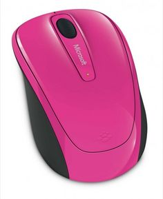 Мишка MICROSOFT Wireless Mobile Mouse 3500 Magenta Pink