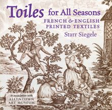 Book Cover - toiles for all seasons
