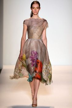 Lela Rose spring 2013. I WANT!!!!! This is just the definition of me!