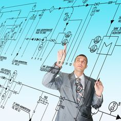 Engineering designing of residential buildings and office premises is carried out by high quality experts.