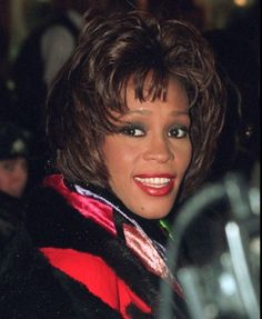 December 19,1995: Whitney Houston in New York. Associated Press photo