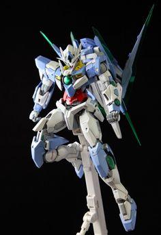 Custom Build: MG 1/100 00 Quanta - Gundam Kits Collection News and Reviews