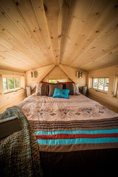tumbleweed elm 18 overlook 117 sq ft tiny house on wheels 0021   Elm 18 Overlook: 117 Sq. Ft. Tumbleweed Tiny Home on Wheels