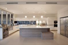 Almost looks like my kitchen plans. Shasta House by Atkinson Pontifex
