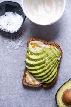 Recipe: Honey-Yogurt Avocado Toast — On-the-Go Breakfast Recipes from The Kitchn | Kitchn