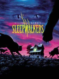 Sleepwalkers Is An American Horror Movie That Is Also Known As Stephen King's Sleepwalkers It Is 91 Minutes Long And Is Based On Stephen King's (The… Best Horror Movies, Classic Horror Movies, Scary Movies, Hd Movies, Streaming Movies, Movies To Watch, Movies Online, Movie Film, Hd Streaming