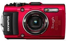 Toughest Waterproof Camera: Olympus TG-4