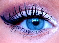 i'd die to have lashes like this!