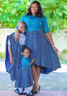 22 Super Stylish African Lace Styles For Kids - AfroCosmopolitan African Lace Styles, African Print Dresses, African Dress, African Prints, Ankara Styles, African Clothes, African Style, African Inspired Fashion, African Print Fashion