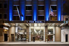 NYC Hotel Images | The Pearl Hotel