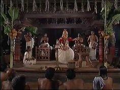 Kutiyattam - oldest Indian Sanskrit Theatre Cultures Du Monde, Sanskrit, Mask Making, Theatre, India, Asian, History, Videos, Youtube