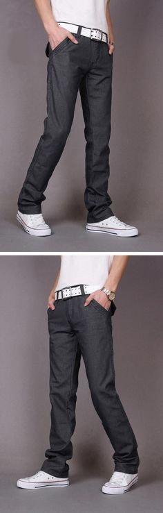 like the white converse and t-shirt contrasting with the dark wash jeans but lose the white belt