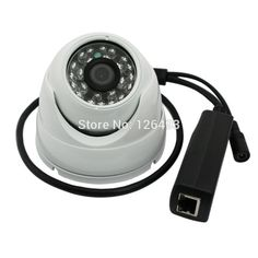 H.264 2MP Security IP Camera Outdoor CCTV Full HD 1080P 2.0 Megapixel dome Camera IP POE 1080P Lens IR Cut Filter ONVIF 24 LED