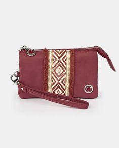 Pouch Grande de Nylon, con 3 compartimentos y tipo de cierre Cremallera Matisse, Grande, Zip Around Wallet, Pouch, Bags, Zippers, Handbags, Sachets, Henri Matisse