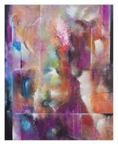 https://flic.kr/p/UqPyaw | Essence | acrylic on canvas  75 x 65 cm
