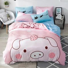 Bed Covers, Duvet Cover Sets, Pillow Covers, Queen Size Bed Sets, Queen Size Bedding, Pink Bedding, Bedding Sets, Flat Sheets, Bed Sheets