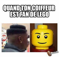 Fan de Lego... image drole