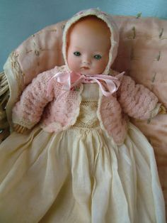 antique 'Dream Baby' doll