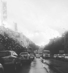 Raining in the city Cape Town, South Africa, Rain, City, Rain Fall, Cities, Waterfall, Rain Photography