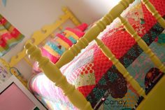 Fun Home Things: 10 Yellow DIY Project Ideas