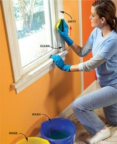 Step by Step: How to Prepare Wood Trim for a Smooth Paint Job