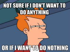 How I feel on Sundays