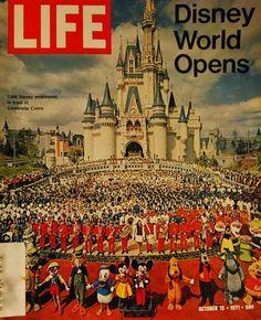 My Disney Life: Happy Birthday Walt Disney World!
