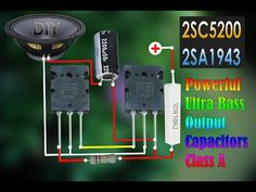 Electrical Projects, Electronics Projects, Electronic Circuit Design, Computer Maintenance, Dyi, Diy Amplifier, Electronic Schematics, Sound Speaker, Old Computers