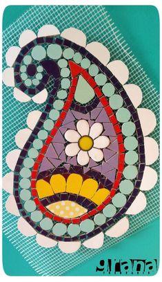 Mosaic Pots, Mosaic Wall Art, Mosaic Diy, Mosaic Garden, Mosaic Crafts, Mosaic Projects, Mosaic Glass, Mosaic Tiles, Glass Art